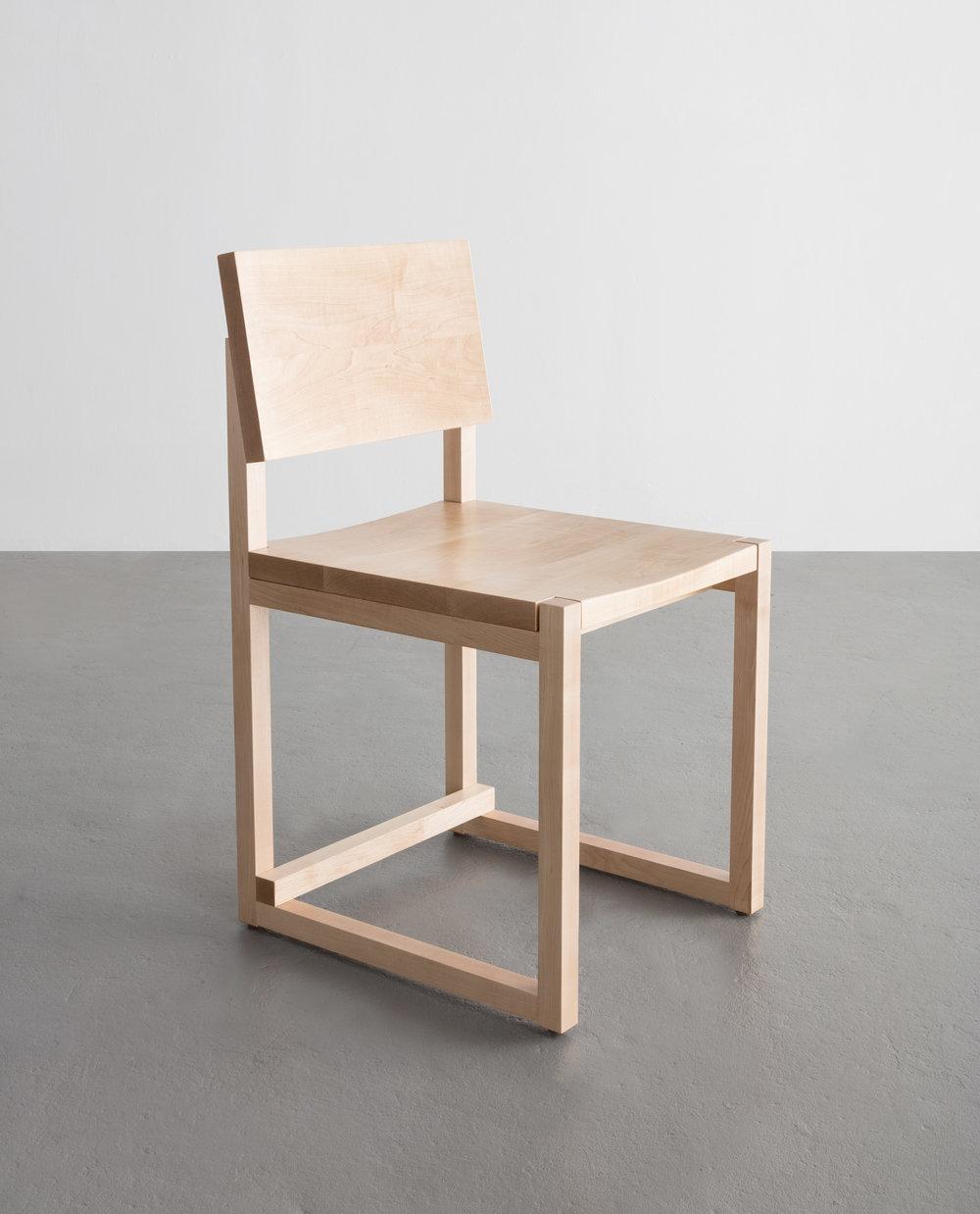 SQ1 Dining Chair by David Gaynor Design