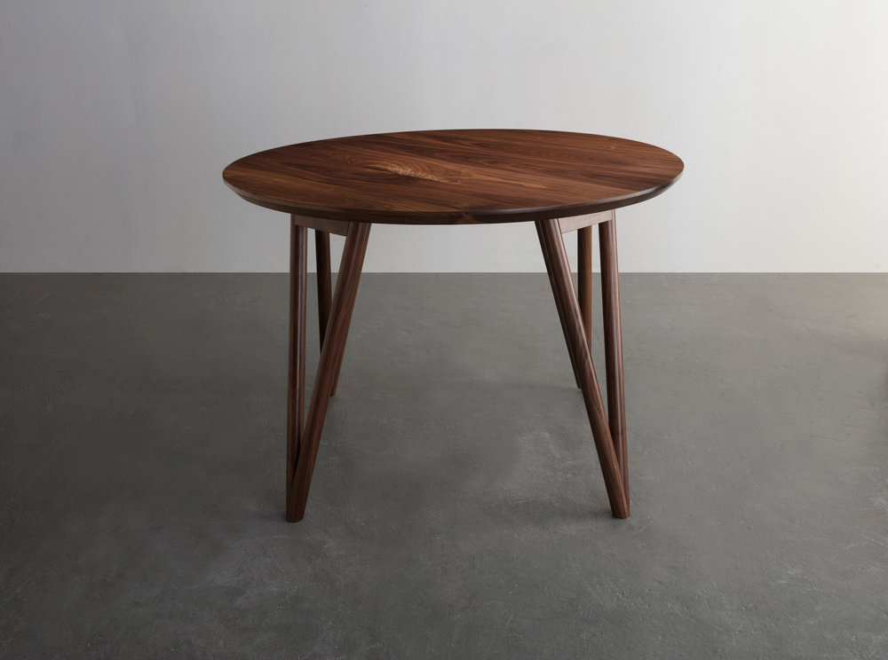 Hair Pin Table 42 by David Gaynor Design