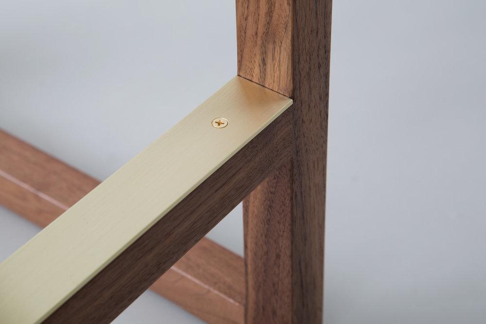 SQ Counter Stool by David Gaynor Design