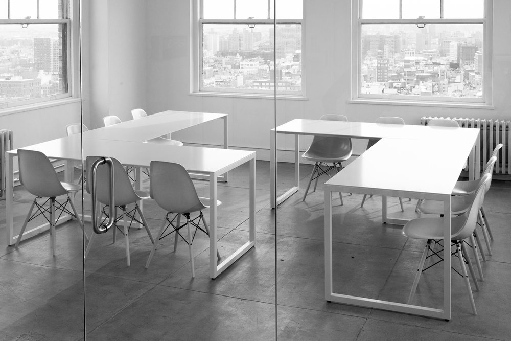 Slim Line Tables by David Gaynor Design