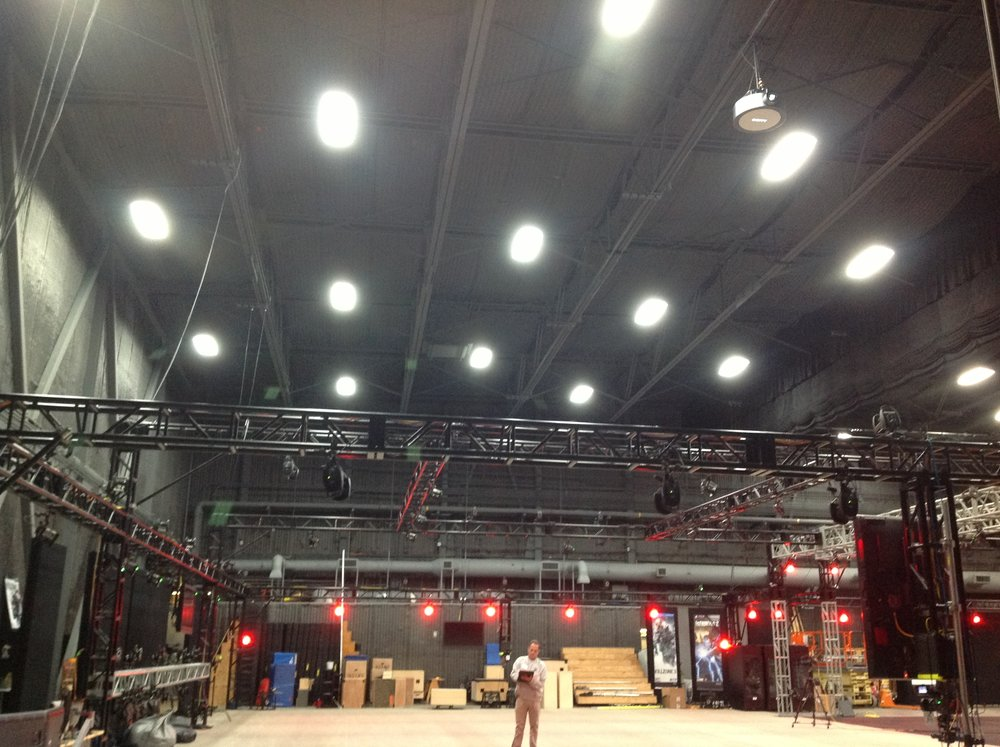 SCEA MoCap Stage - San Diego