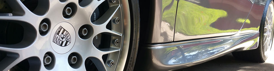 Wheel Polishing - The Detailing Pros Sacramento