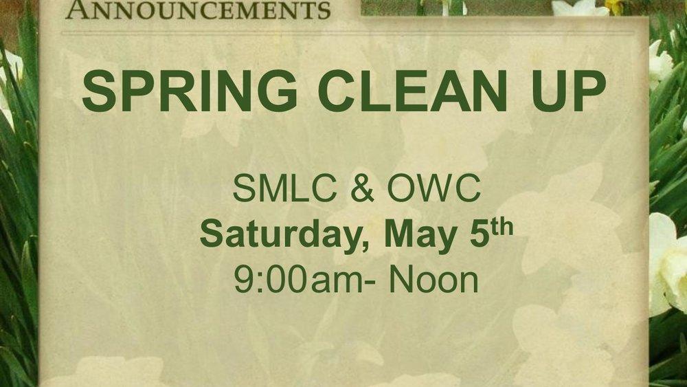 OWC & SMLC Campus