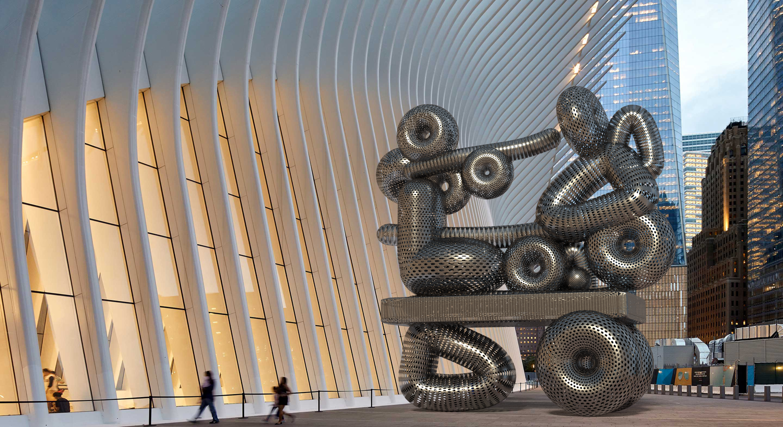 Le rêve du sculpteur