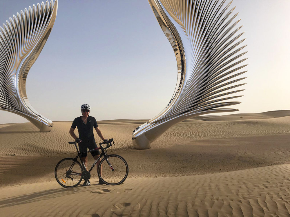 Velocity Wings - Maciej from Legacy Landmarks, Dubai
