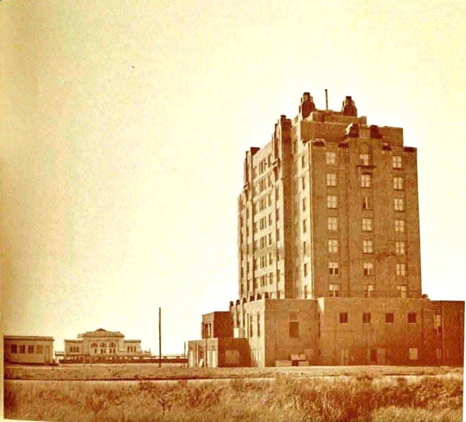 "The Madame purchased the Brigantine Hotel on Brigantine Island N.J. which she later sold to cultish religious leader Father Divine of the ""international Peace Movement Mission""."