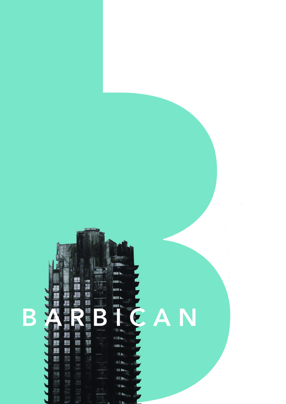 Barbican Estate. London