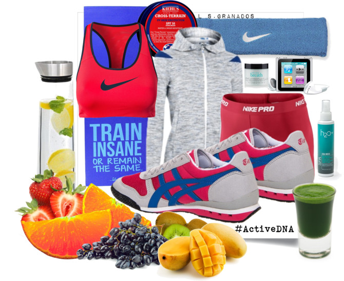 #ACTIVEDNA #OOTD | SWEAT IT OUT IN STYLE WITH ASICS ONITSUKA TIGER SNEAKERS