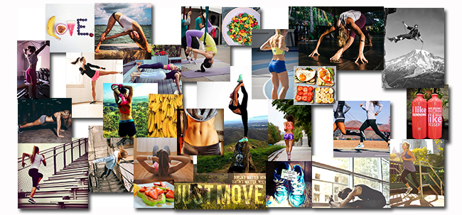 NEW YEAR'S RESOLUTION 2014: STAY ACTIVE CHALLENGE WITH #DNAFOOTWEAR