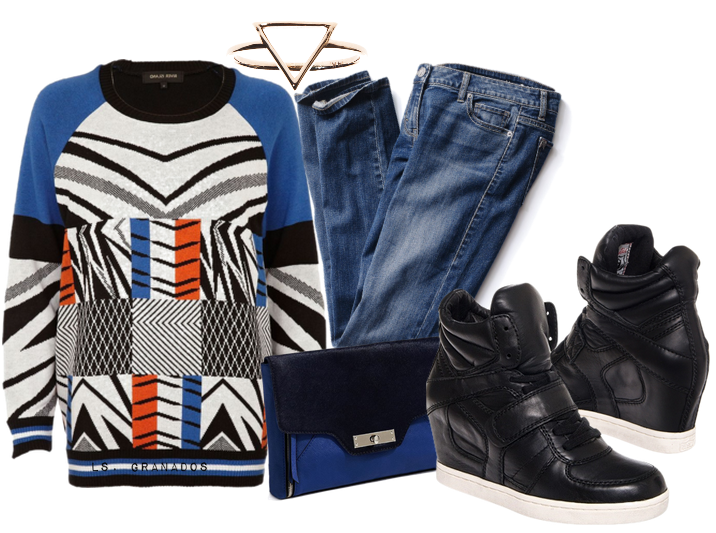 "WEDGE SNEAKERS: OUR ""IT"" SNEAKERS ARE IN!"