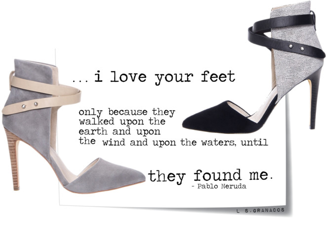 VALENTINE'S DAY 2014 | A LOVE LETTER FROM YOUR NEW SHOES