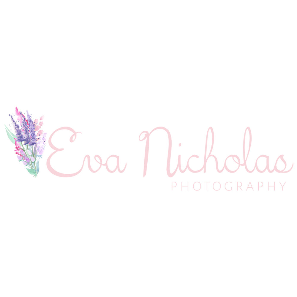 custom family photographer logo