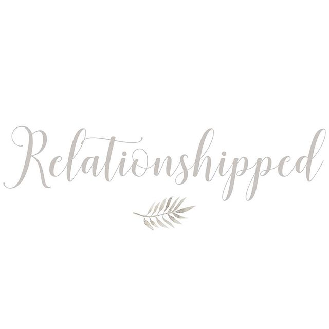 A logo from the cutting room floor! I love that little leaf and flowy font. (Ultimately, the client chose to go in a more masculine direction with their branding.) Is this logo perfect for you? Email me and tell me more about your passion! #darlingsundaylogo