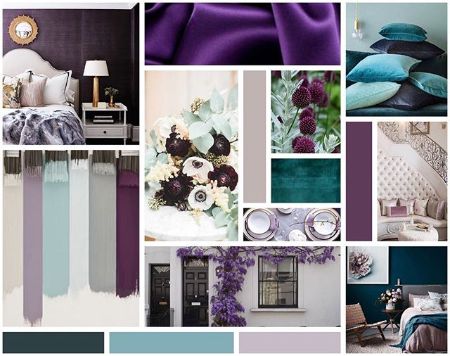 All the jewel tone heart eyes for this board!!! Let me know if this style and color combo speaks your language! We can get started right away designing the most perfect brand around it! #darlingsundaymoodboard