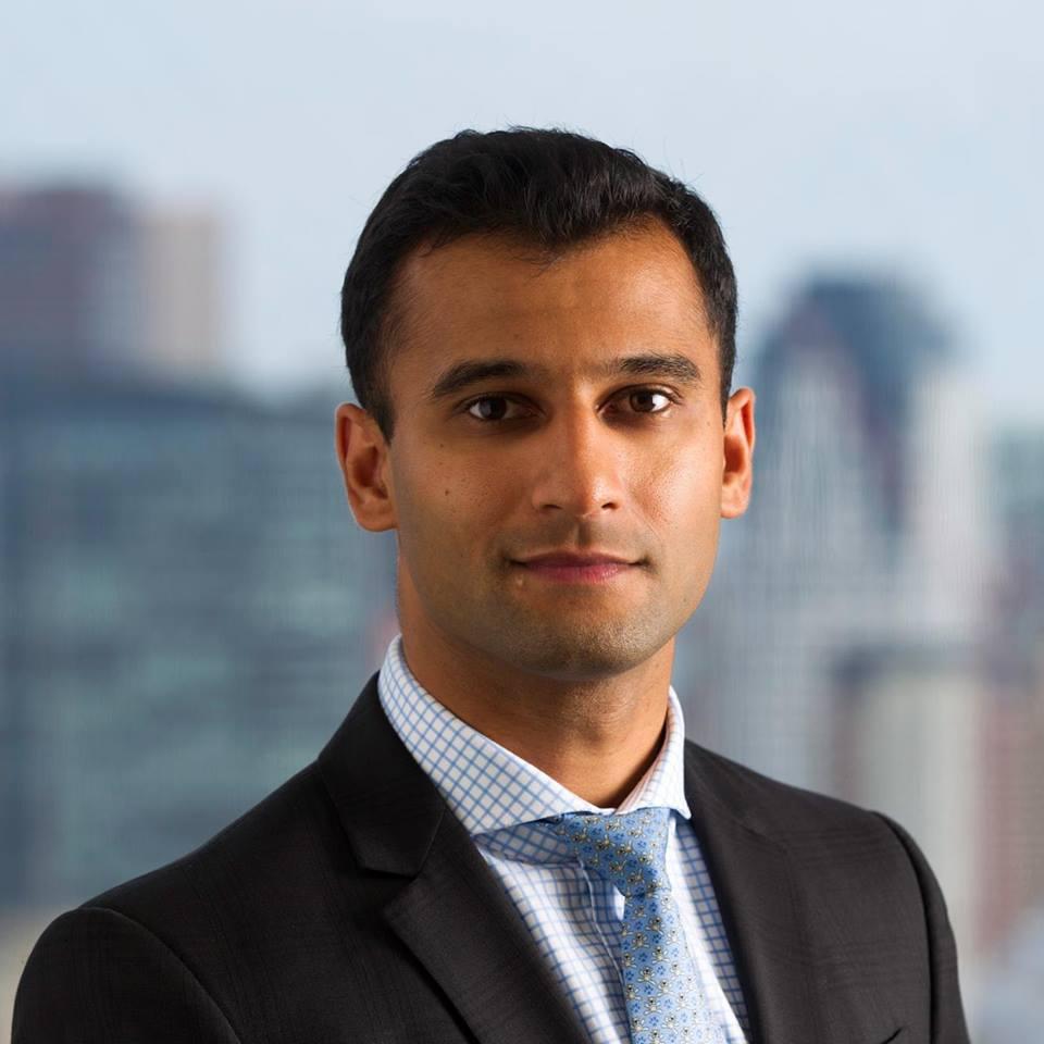 Nikhil Pereira-Kamath:  CEO, Co-founder, Africa Healthcare Network