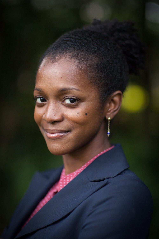 Manka Angwafo,  Managing Director Grassland Cameroon Ltd