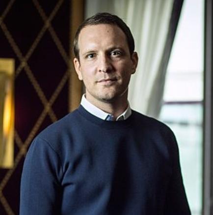 Julien Labat , CEO, EDUN