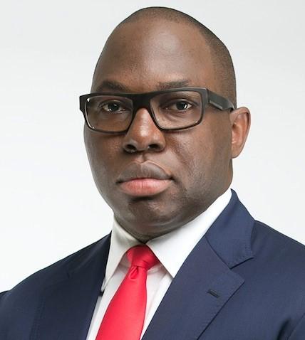 Abayomi Awobokun , C.E.O, Oando Marketing