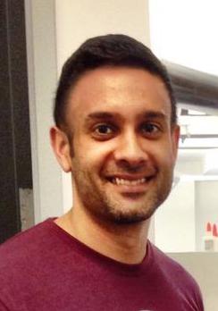 KJ Singh,  KJ Director, Techstars, NYC.