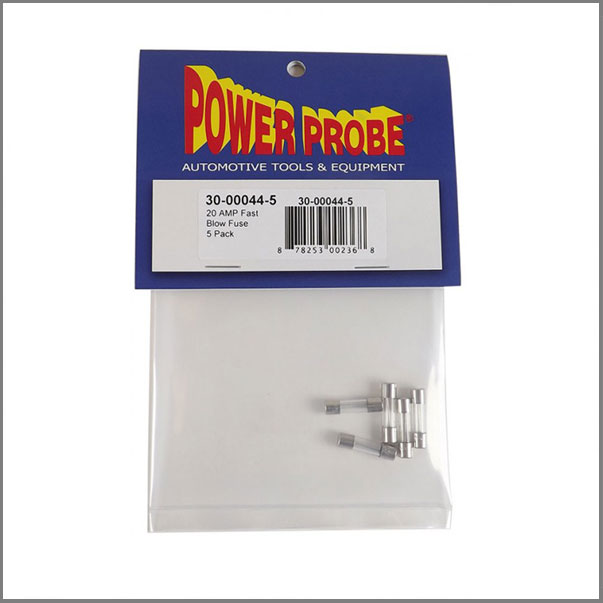 30-00044-5 - 20 Amp Fuse for the Hook & PPIV (5-Pack)