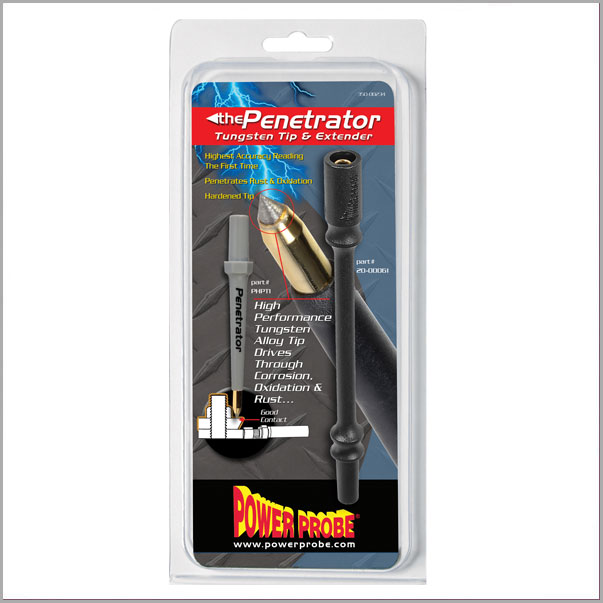 PHPT1 - Penetrator High Performance Tungsten Tip