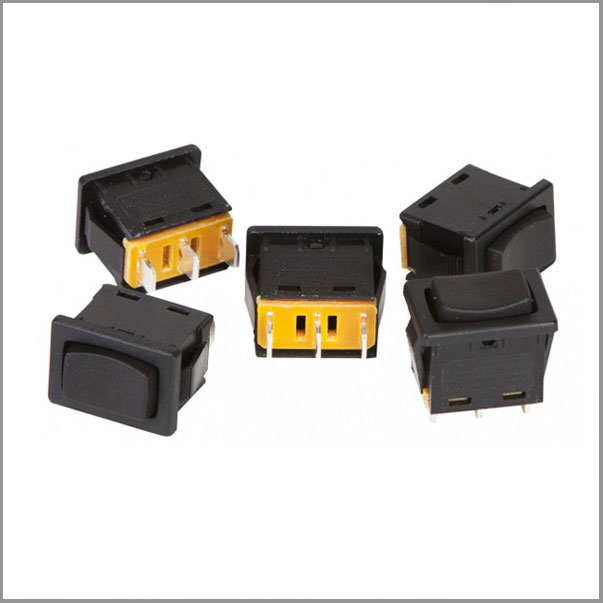 PN005-5 - Replacement Rocker Switch (5 pcs)