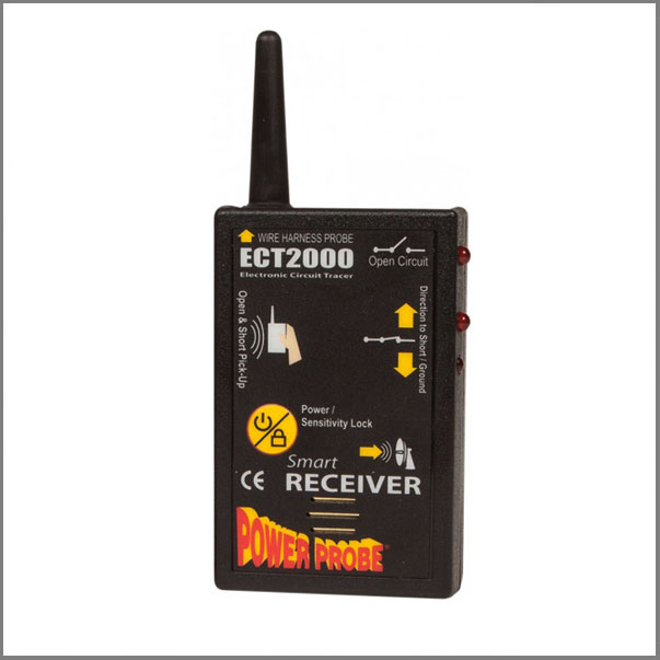 PNECT000R - ECT2000 Receiver