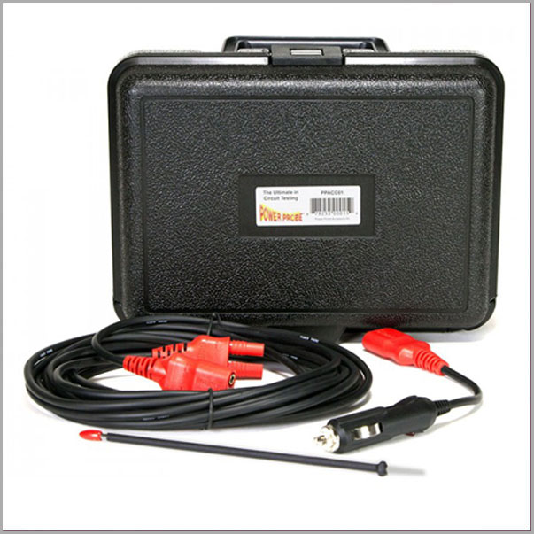 PPACC01 - Accessory Kit W/ Case for PPI & PPII