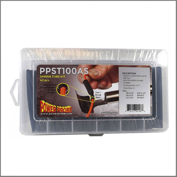 PPST100AS - Shrink Tube Kit