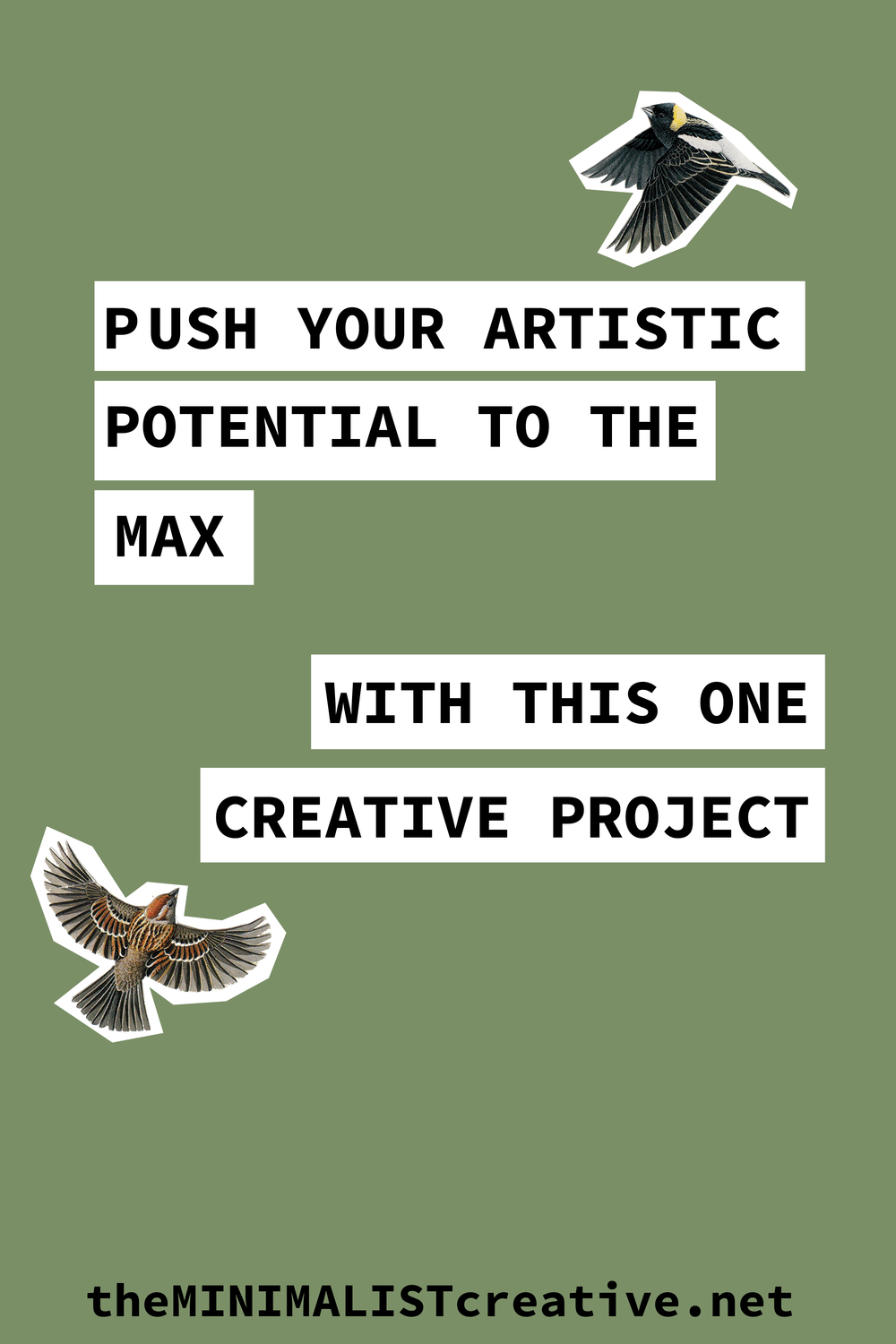 Push Your Artistic Potential to the Max with this One Creative Project