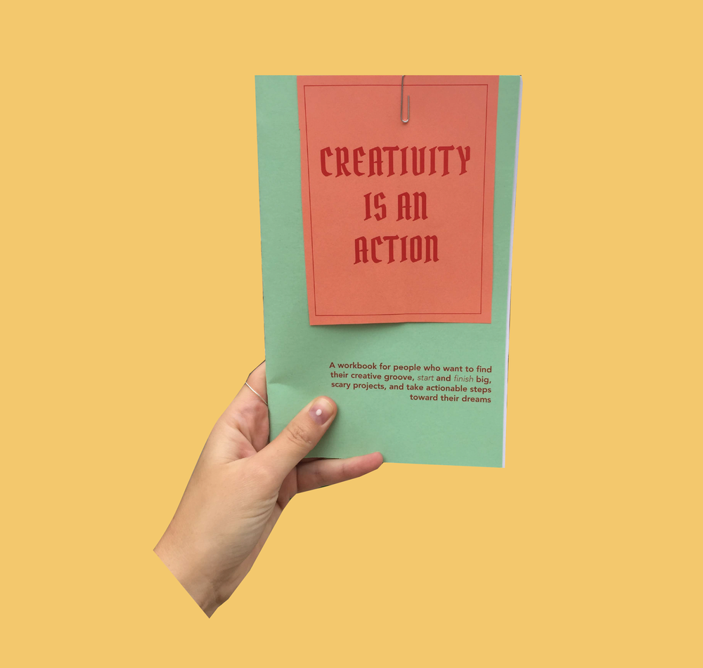 Creativity Is An Action Workbook Free Download