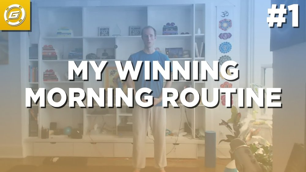 My Winning Morning Routine   (Pt 1) - Qi Gong For Beginners - LESSON #8