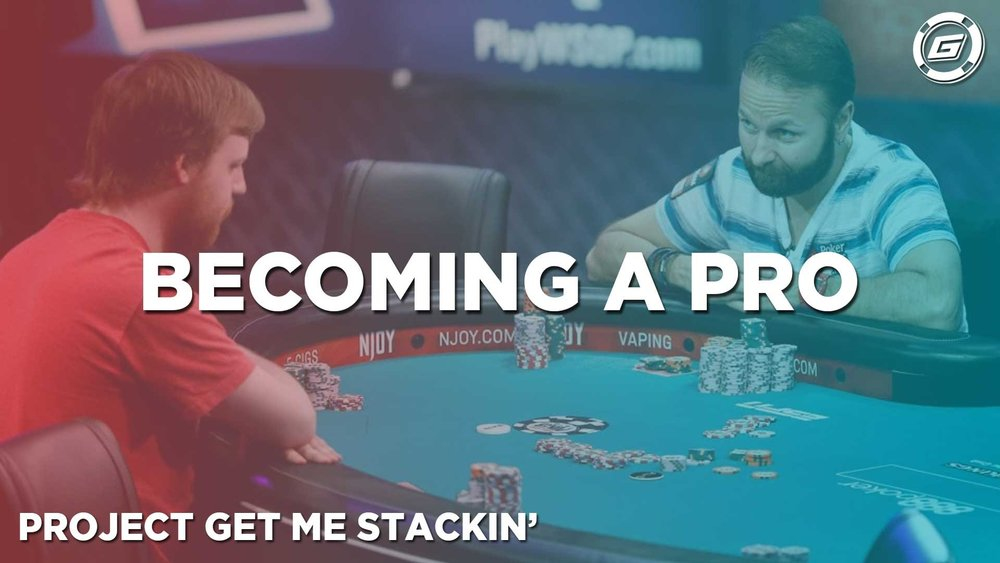 So You Wanna Be A Poker Pro? - LESSON #5
