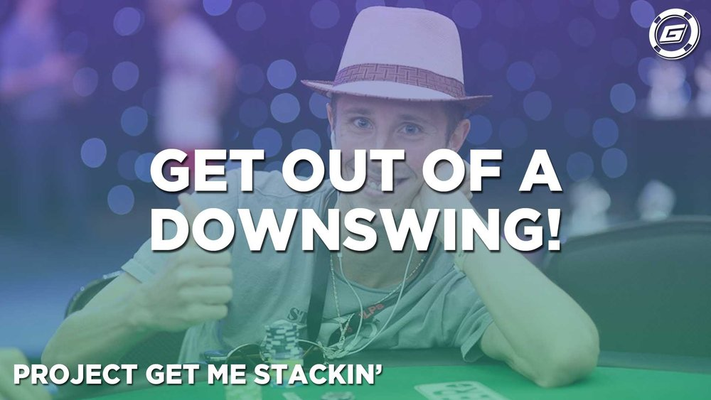 How To Get Out Of A Downswing & Stay Out! - LESSON #6