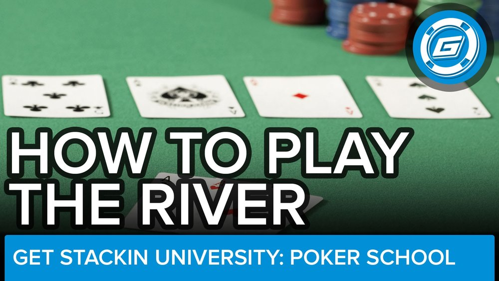 How To Play The River (NLH) - Winning Poker Strategy - LESSON #11