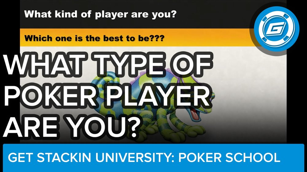 What Type Of Poker Player Are You? What's Your Style? - LESSON #24