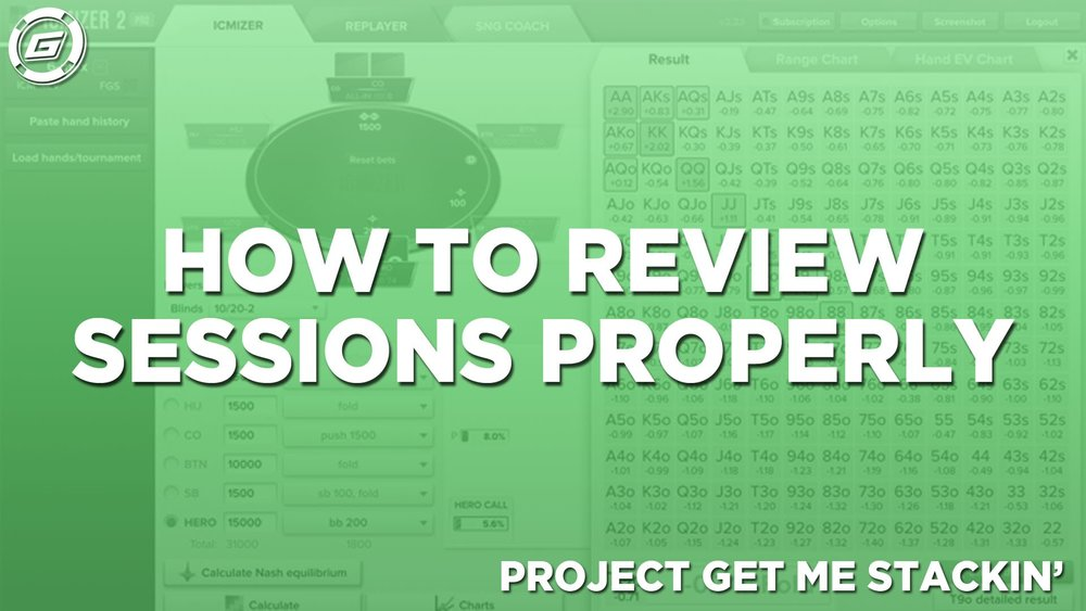 How To Review Sessions Properly - LESSON #7
