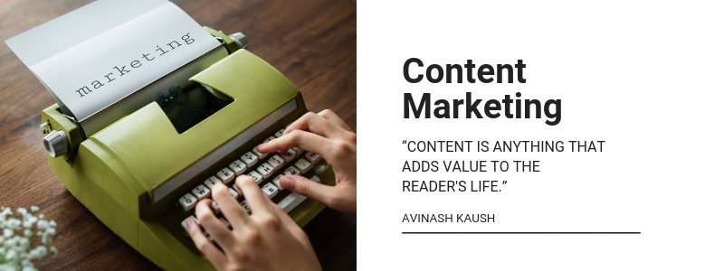 Even if you don't consider yourself engaged in content marketing, I bet you are. In some way, your business is producing content like business cards, a brochure, a poster, a website, maybe even a social media feed. All of these things are content. (Read More…)