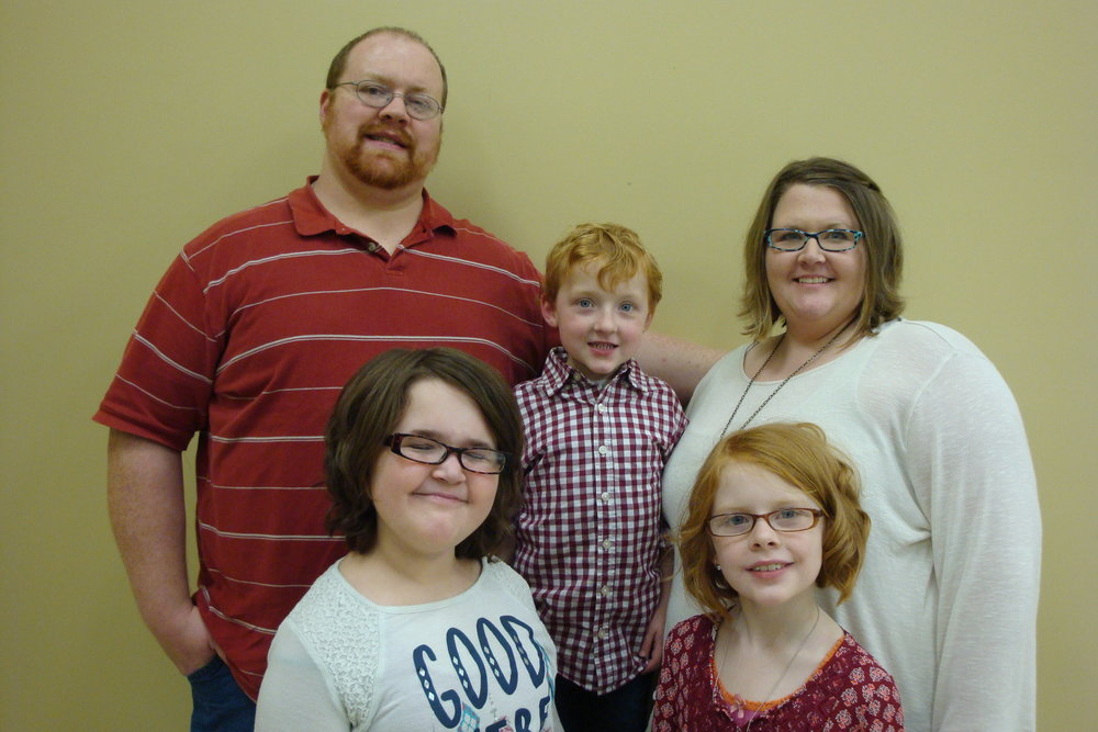 Chris James,   ministries include:   Children and Youth Group's, Technology, VBS, Website