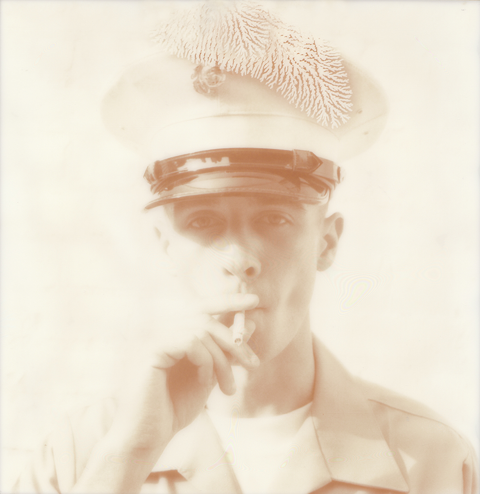 Paul Solberg, Service 5, 2010, archival pigment print