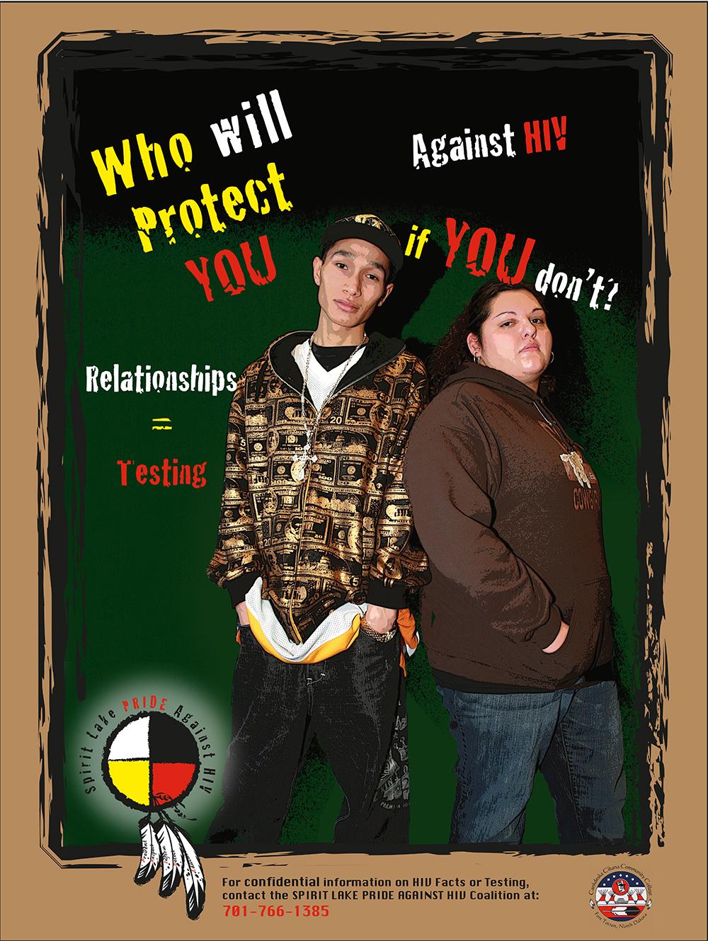 Spirit Lake Pride Against HIV