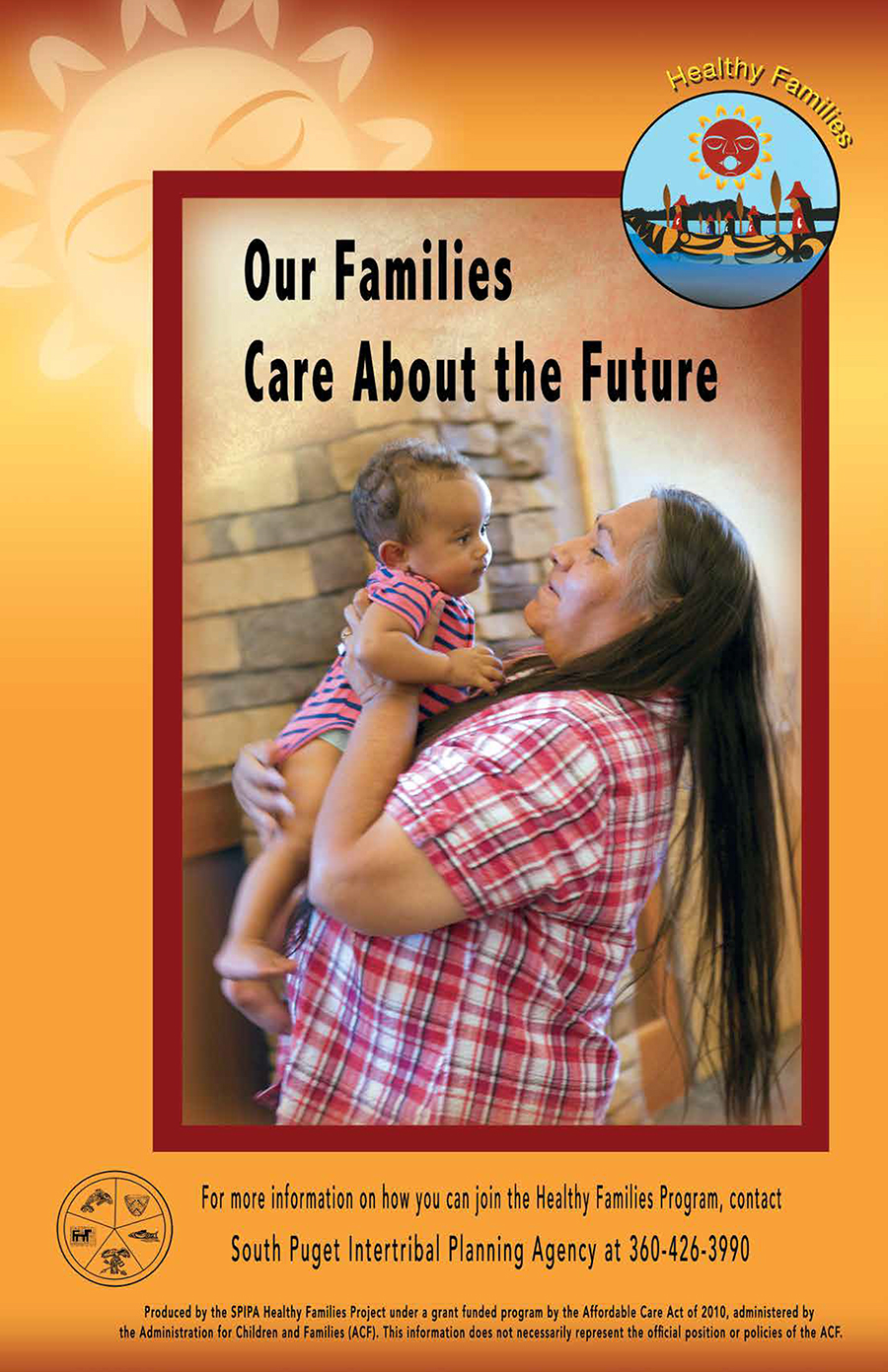 SPIPA Healthy Families Poster