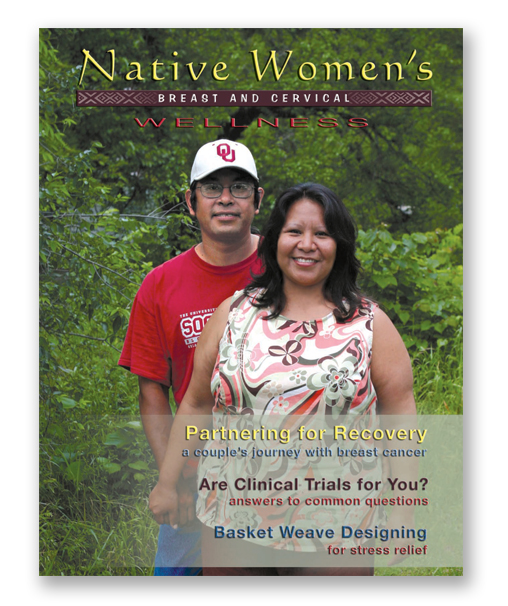 NIWHRC Native Women's Wellness Magazine