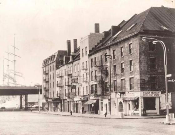 Schermerhorn Row, ca. 1970