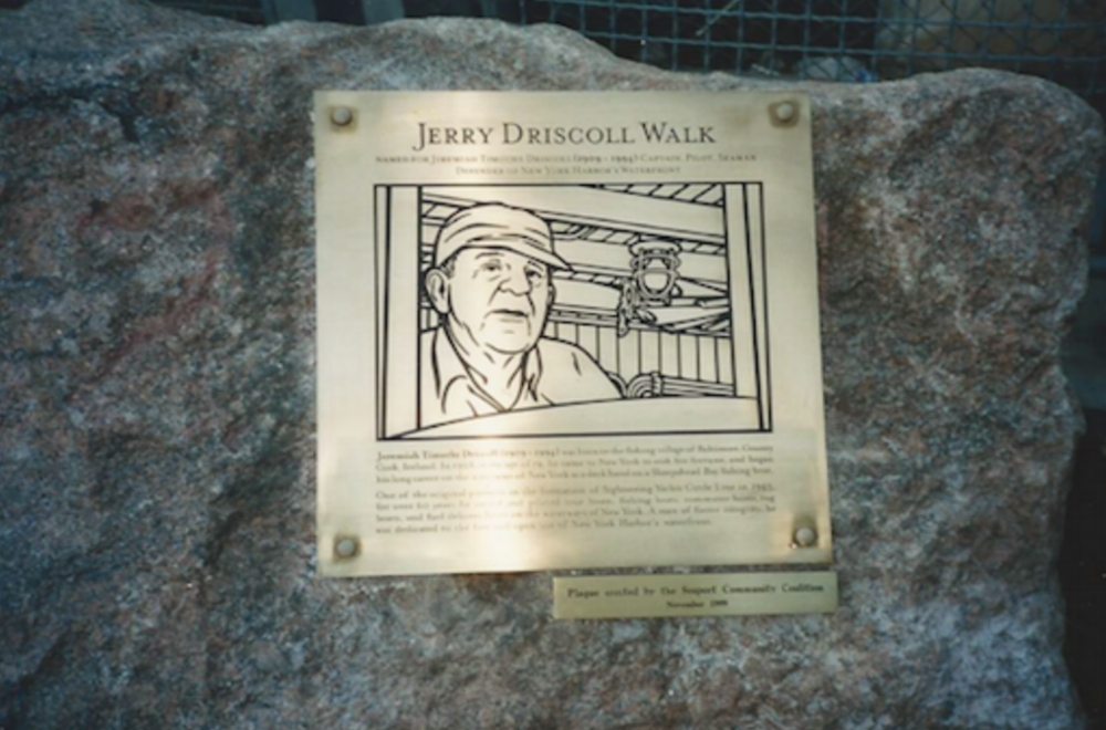 Jerry Driscoll Walk plaque.png