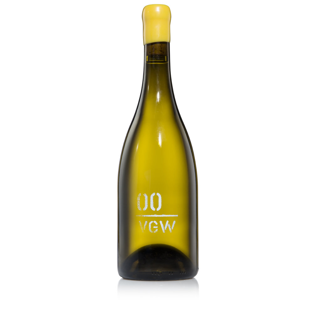 2015 00 VGW Chardonnay  - $65Only 158 Cases Left! Quickly becoming one of Oregon's premium brands, 00 Wines is a producer to watch now. Lea Lafon (daughter of the world-renowned Dominque Lafon in Meursault) has joined the likes of Cameron and Walter Scott with her premier release of this VGW (Very Good White) top-shelf Chardonnay. It is reminiscent of Montrachet with its gorgeous weight and texture from clonal selection and grape quality, where oak is only a player in the nuances of this mind-melting Chardonnay.