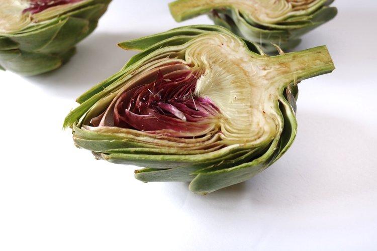 Baked Garlic Artichoke