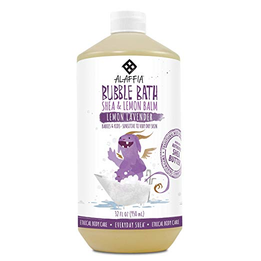 Alaffia bubble bath