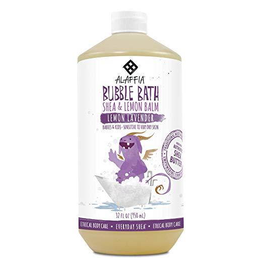 Alaffia bubble bath