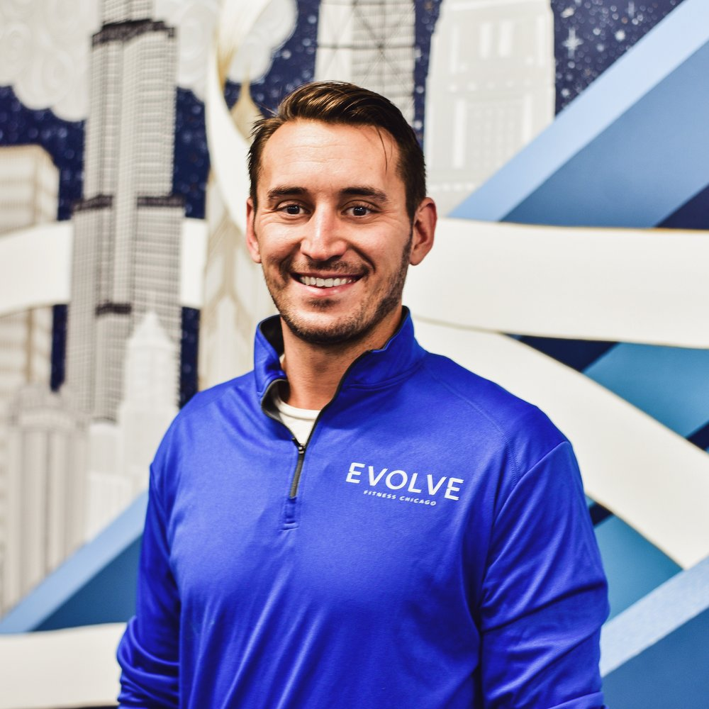 sam hagen evolve fitness chicago